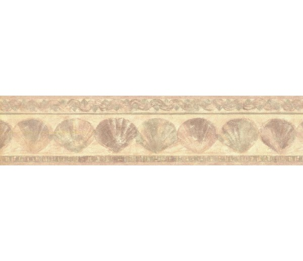 New  Arrivals Wall Borders: Vintage Wallpaper Border CH105263