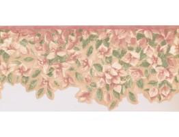 Floral Wallpaper Border DB3685B