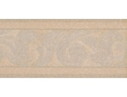 Prepasted Wallpaper Borders - Vintage Wall Paper Border DW5079B
