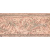 New  Arrivals Wall Borders: Contemporary Wallpaper Border DW5145B