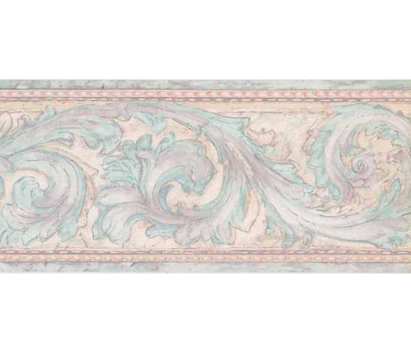 New  Arrivals Wall Borders: Contemporary Wallpaper Border DW5151B