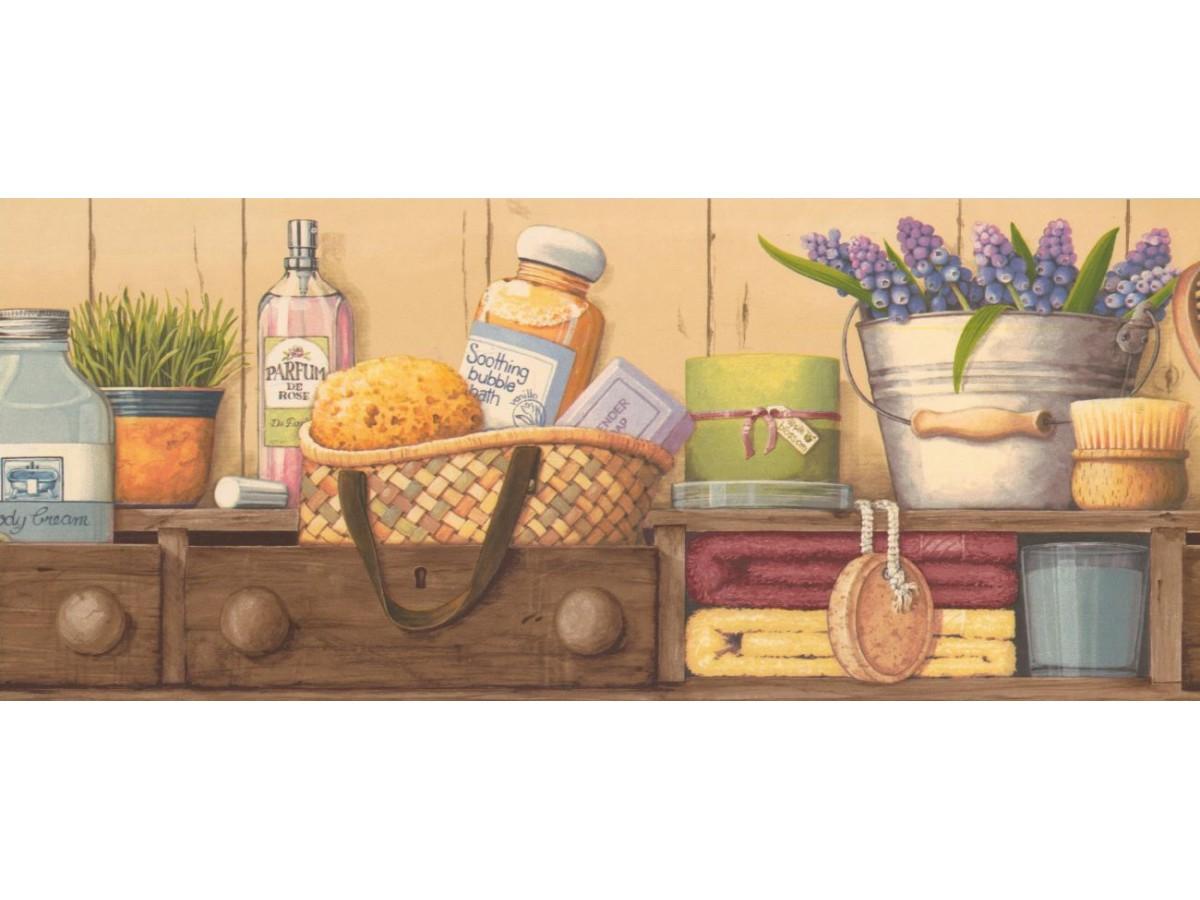 Kitchen Wallpaper Borders : Kitchen Wallpaper Border EG0 ...