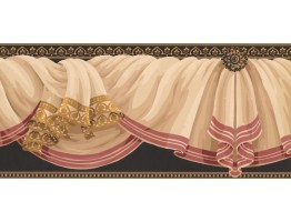 Prepasted Wallpaper Borders - Contemporary Wall Paper Border EP7202B