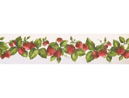 Cherry Fruits Wallpaper Border FK72335DC