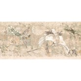 New  Arrivals Wall Borders: Birds Wallpaper Border FR4954B