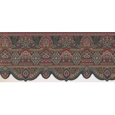New  Arrivals Wall Borders: Contemporary Wallpaper Border GG101852