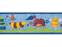 Kids Wallpaper Border GR73510FM