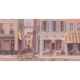 New  Arrivals Wall Borders: Country Wallpaper Border HE3501B