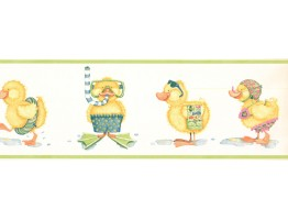 Prepasted Wallpaper Borders - Duck Wall Paper Border ID5499B