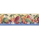 New  Arrivals Wall Borders: Fruits Wallpaper Border IG75159B