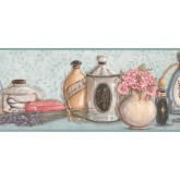 New  Arrivals Wall Borders: Kitchen Wallpaper Border KM7939B