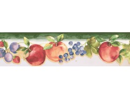 Fruits Wallpaper Border KT77910DC