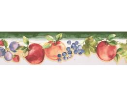 Fruits Wallpaper Border KT77910DC