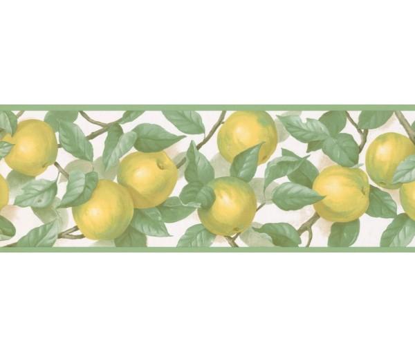 New  Arrivals Wall Borders: Fruits Wallpaper Border MK77657