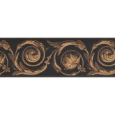 New  Arrivals Wall Borders: Contemporary Wallpaper Border MV3150B