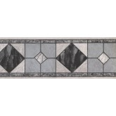 New Arrivals Diamond Wallpaper Border NB76947 Norwall