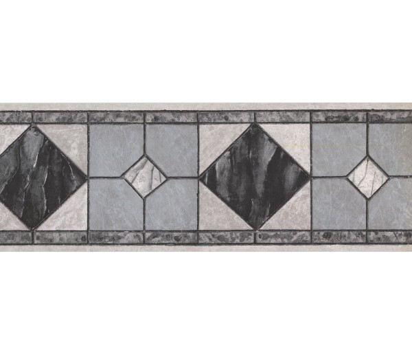 New  Arrivals Wall Borders: Diamond Wallpaper Border NB76947