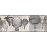New Arrivals Balloon Wallpaper Border NB76953 Norwall