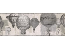 Balloon Wallpaper Border NB76953