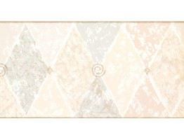 Prepasted Wallpaper Borders - Diamond Wall Paper Border NP1886B