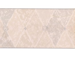 Prepasted Wallpaper Borders - Diamond Wall Paper Border NP1889B
