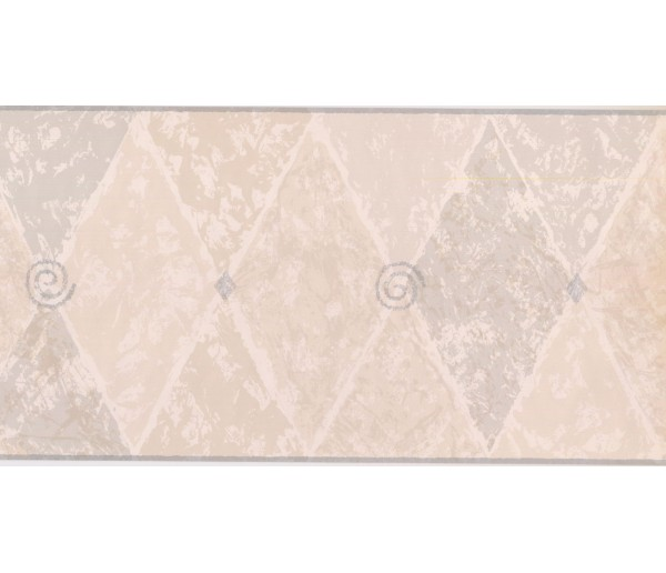 New  Arrivals Wall Borders: Diamond Wallpaper Border NP1889B