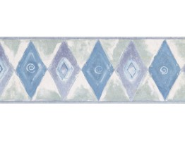 Diamond Wallpaper Border NS71809W