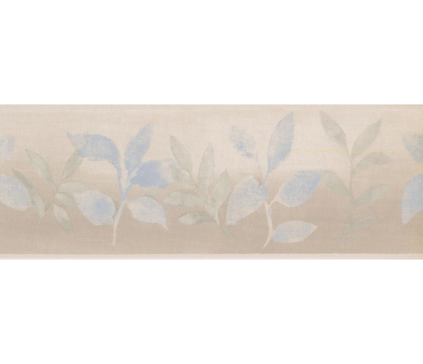 Prepasted Wallpaper Borders - Leaves Wall Paper Border NT75991
