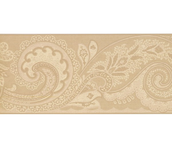 New  Arrivals Wall Borders: Leaves Wallpaper Border OT4131B