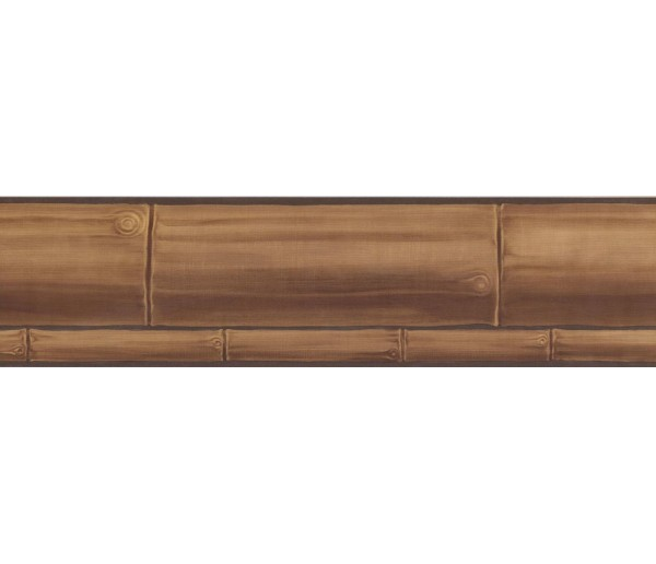 New  Arrivals Wall Borders: Faux Wood Wallpaper Border PC169B