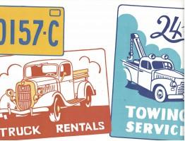 Vehicles Wallpaper Border RB91655B