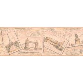 New  Arrivals Wall Borders: Cards Wallpaper Border RY3342B