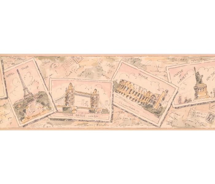 New  Arrivals Wall Borders: Cards Wallpaper Border RY3342B