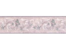 Prepasted Wallpaper Borders - Vintage Wall Paper Border SA75772