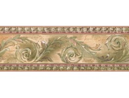 Contemporary Wallpaper Border SR026102