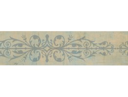 Prepasted Wallpaper Borders - Modern Wall Paper Border SS75487