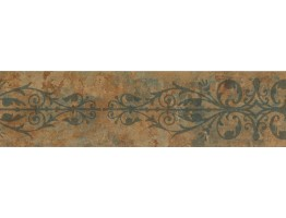 Prepasted Wallpaper Borders - Modern Wall Paper Border SS75492