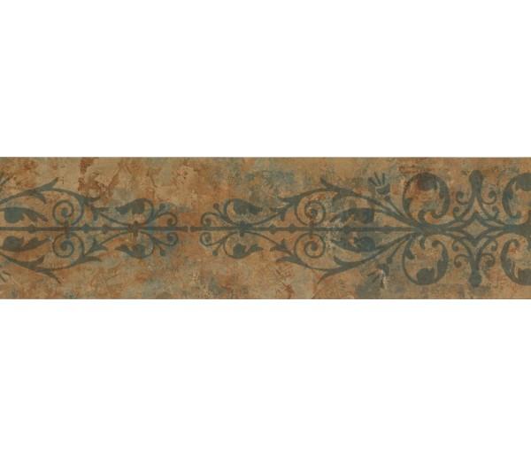 Prepasted Wallpaper Borders - Modern Wall Paper Border SS75492