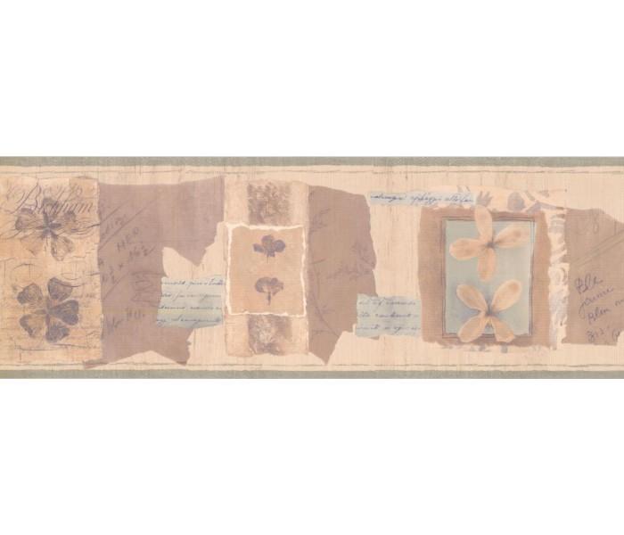 New  Arrivals Wall Borders: Floral Wallpaper Border TH105140