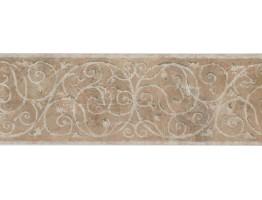 Prepasted Wallpaper Borders - Vintage Wall Paper Border TT5202B