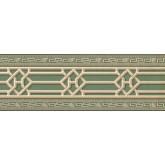 New  Arrivals Wall Borders: Modern Wallpaper Border VO4504B