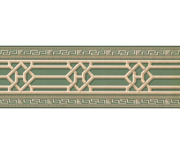 Prepasted Wallpaper Borders - Modern Wall Paper Border VO4504B