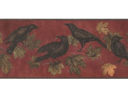 Birds Wallpaper Border WL5985B