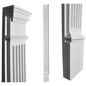 Flat Decorative Columns