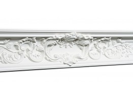 Crown Molding 7 inch Manufactured with a Dense Architectural Polyurethane Compound CM 5031 B