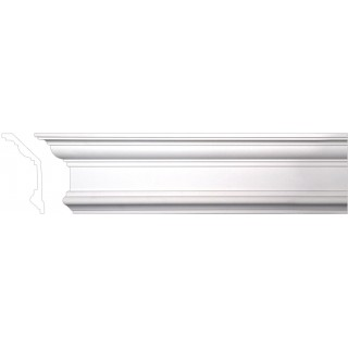Crown Molding 9 inch Manufactured with a Dense Architectural Polyurethane Compound