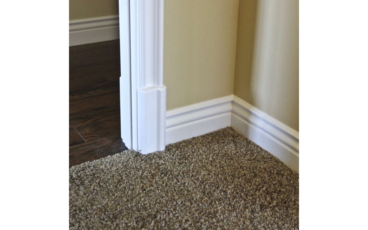 How to Install Baseboard on Crooked Walls
