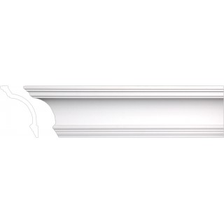 Crown Molding 6 inch Manufactured with a Dense Architectural Polyurethane Compound CM 1053
