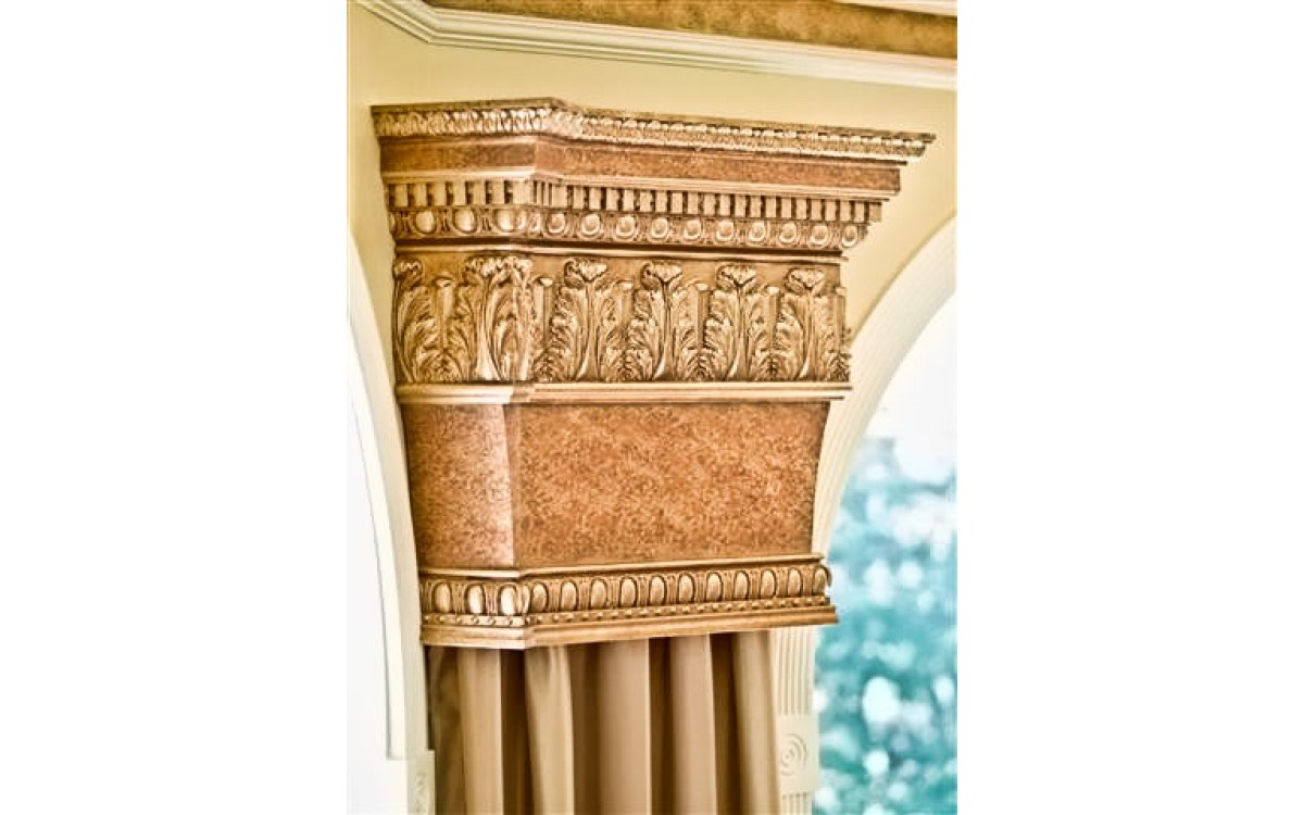 How to Paint Interior Columns