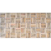 Wall Panels: Wall Panels for Interior Wall Decor - Textured PVC 3D Wall Tile (37x18 in, 4.8 sq.ft.) - 001 OB